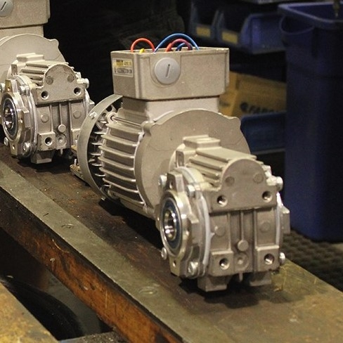 Gearmotors Versus Direct Drive Motors
