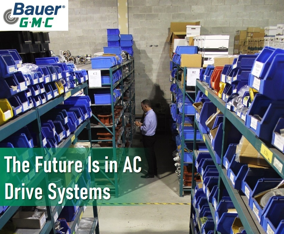 The Future Is in AC Drive Systems