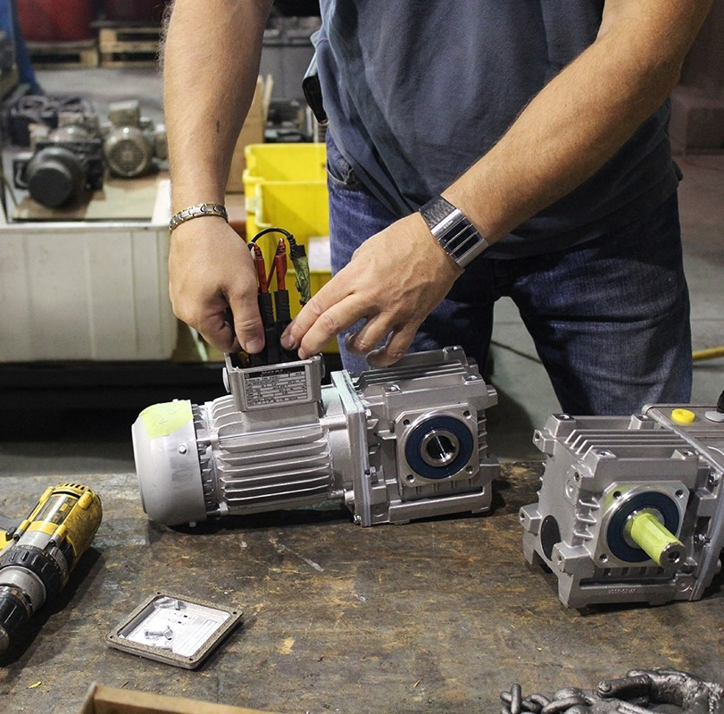The Importance of Proper Maintenance for Gearmotors