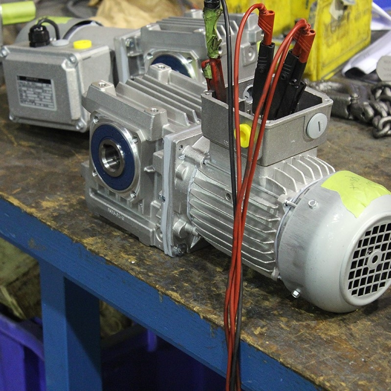 Things to Consider When Using Gear Motors