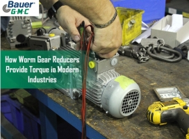 How Worm Gear Reducers Provide Torque in Modern Industries