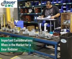 Important Considerations When in the Market for a Gear Reducer