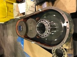 The Right Gear Motor with Bauer GMC