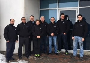 We'd like to welcome you to our full service West Coast sales office and assembly facility in Abbotsford, BC!