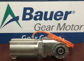 Introducing the BK17 Stainless Steel Gear Motor